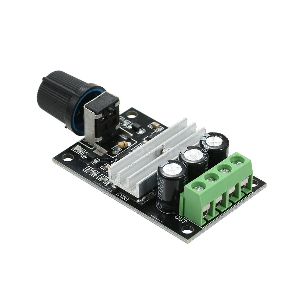 Details about 6V-90V 15A PWM DC Motor Speed Controller Regulator Low Heat  Generation DIY R4H2