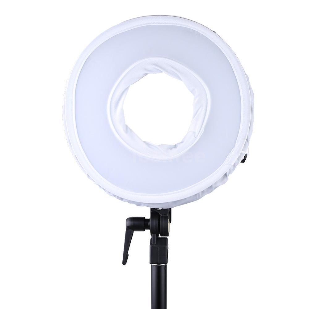 Led Ring Light Studio: Dimmable 300 LED LED Ring Light CRI 95+ Camera Photo Video