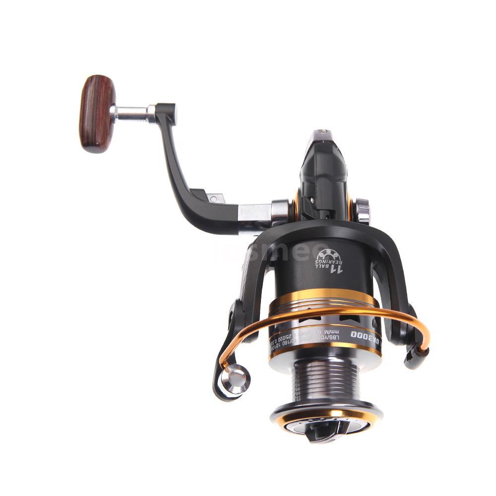 11bb dk3000 5 2 1 ball bearings left right handle fishing for Fishing reel bearings