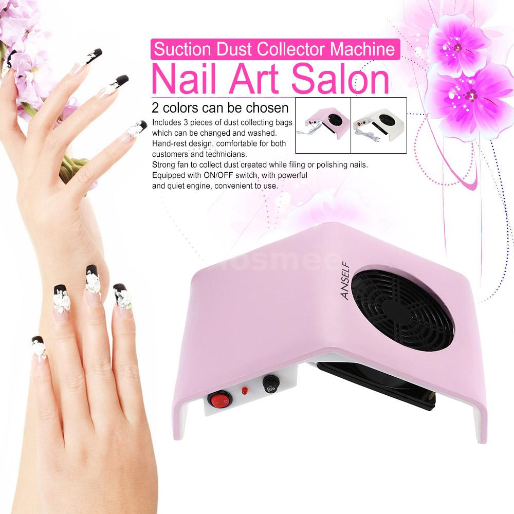 30w nail art salon suction dust collector machine vacuum - Salon art definition ...