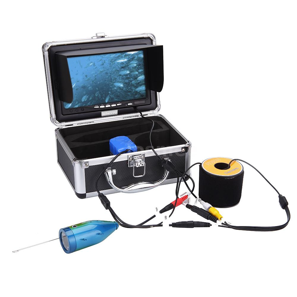 30m 1200tvl Camera Underwater Fish Finder Ice Sea River
