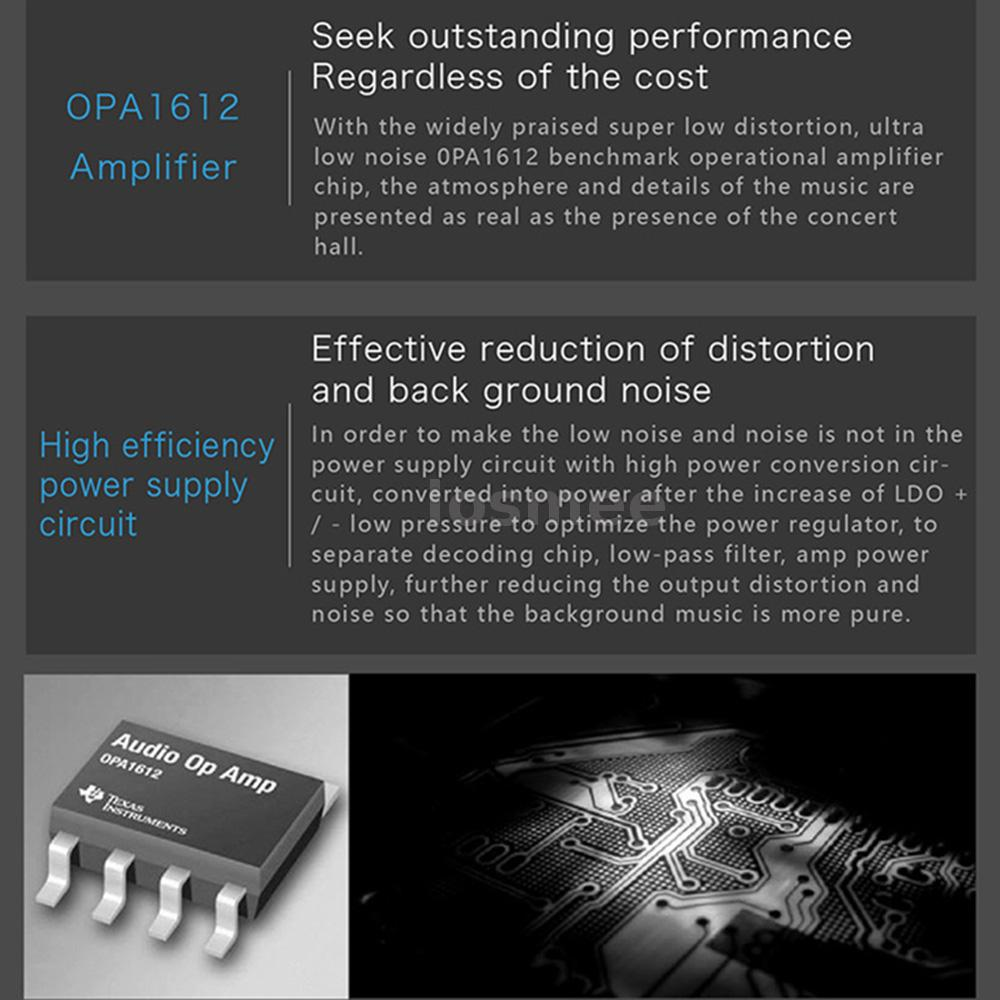 Xduoo X20 Ess9018q2m Opa1612 Mini Hifi Usb Dsd Dac Hd Bluetooth Mp3 Background Music Decoder Using The Flagship Ess9018k2m With Ultra Low Distortion Noise High Class Amp Chip Makes Sound Stage Broad