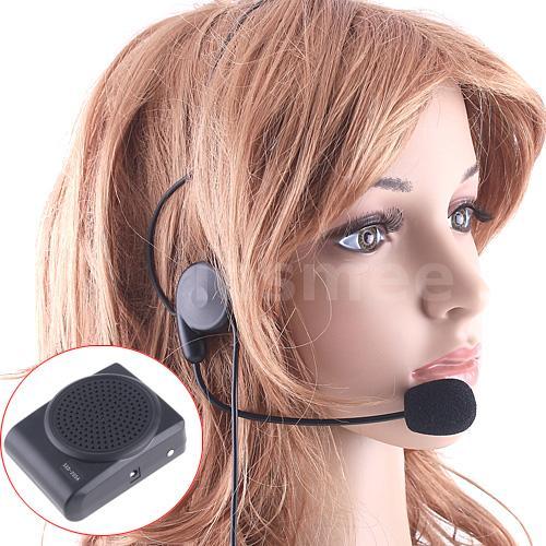 SXD-205A Mini 8 Multi Voice Changer Microphone Megaphone