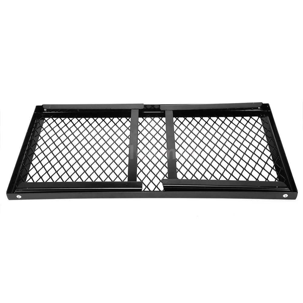 Camp fire grill grate cooking outdoor bbq steel pit