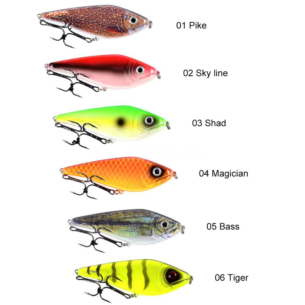 Details about  /Artificial Baits Silicone Soft Fishing Lures Wobblers Shad Carp Fishing Tackle