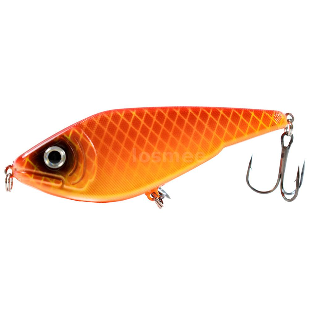 Details about  /Outdoor Lifelike Fishing Lure Topwater Floating Hard Bait Balance with Hook